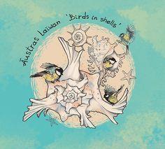 Āustras Laīwan - Birds In Shells (2015)