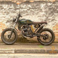 We miss our baby | Saudades da nossa menina. @estudiodanielburattini #meccanicapasetti #pasetti #custom #custombike #caferacer #scramble #caferacersofinstagram #yamaha #caferacerculture #cafe #motorcycle #motors #moto #brazil #croig #kawasaki #saopaulo #motorcycles #vintage #racer #classic #honda #leather #project #honda #harley #tracker