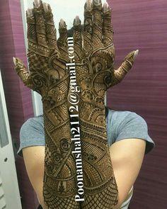 Khafif Mehndi Design, Mehndi Design Pictures, Wedding Mehndi Designs, Beautiful Mehndi Design, Latest Mehndi Designs, Mehndi Images, Mehndi Designs For Hands, Mehendhi Designs, Finger Henna Designs