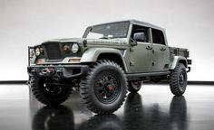 I Predict A Riot: Jeep Kaiser Crew Chief 715 Concept Headed For Moab – News – Car and Driver | Car and Driver Blog