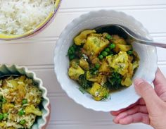 Meatless Monday Recipe-Aloo Gobi