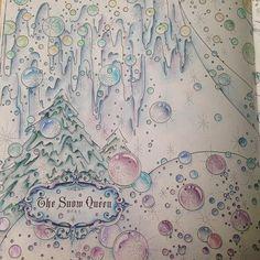 #田代知子 #tomokotashiro #fairytalecolouringbook #fairytalecoloringbook #おとぎ話のぬり絵ブック