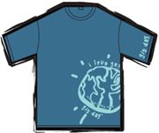 ESRI T-Shirt for GIS Day