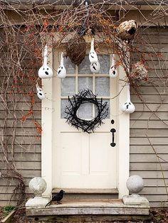 Hallowe'en decorating inspiration