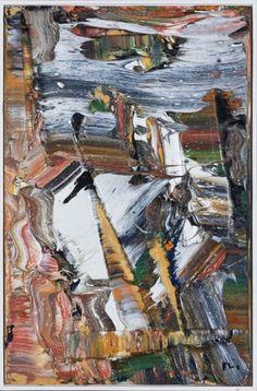 Sans Titre, 1969 by Jean Paul Riopelle. Follow the biggest painting board on Pinterest: www.pinterest.com/atelierbeauvoir