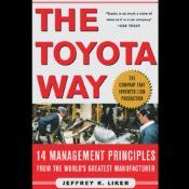 In factories around the world, Toyota consistently makes the highest-quality cars with the fewest defects of any competing manufacturer, while using fewer man-hours, less on-hand inventory, and half the floor space of its competitors. The Toyota Way is the first book for a general audience that explains the management principles and business philosophy behind Toyota's worldwide reputation for quality and reliability.