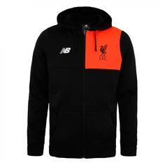 Liverpool FC LFC Kids Boys Red Shankly Track Jacket Official