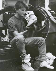 Nike Unveils MAG, Marty McFly's Kicks From Back To The Future II