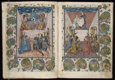 Statutes of the Confraternity of Corpus Christi at Toledo Call Number: Beinecke MS 624  (Request the physical item to view in our reading room) Language: Spanish; Castilian Date:between 1450 and 1525