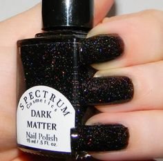 Hey, I found this really awesome Etsy listing at http://www.etsy.com/listing/110041809/black-holographic-glitter-nail-polish