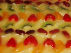 Fruit Pizza....with a different twist on it.