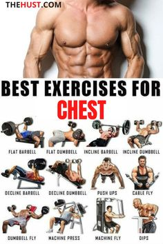 Best chest workout plan ever...
