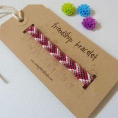 Friendship Bracelet Love - The Packaging!