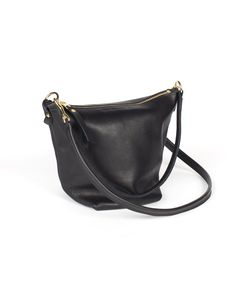 Wood & Faulk Slouch Field Bag