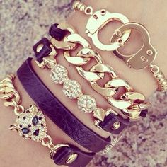 cute bracelets from chichime (visit our website www.20PhazedFashion.com)