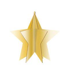STELLA BASIC L A003415  #cardboard #christmas #star