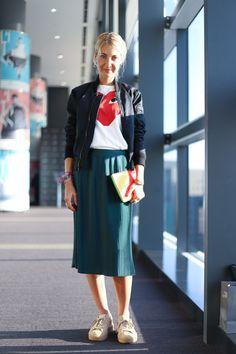 ストリートスナップ - Maja Millerさん | Fashionsnap.com