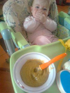 supa crema de mazare Baba, Baby Food Recipes, Baby Kids, Recipes For Baby Food