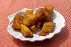Kelewele (Spicy Fried Plantains).
