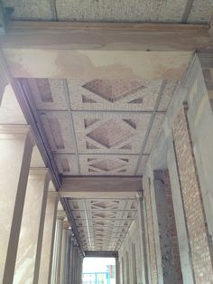 Love this architectural detailing found in Museum Island, Berlin.