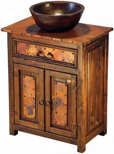 Deer Valley Sink Cabinet