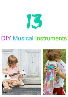 Music is such a great activity for families especially when you do them together. We hope you enjoy our list of DIY musical instruments and that you build great memories with your family, while making them.