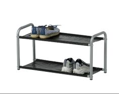 When your guests' feet start to hurt, the LUSTIFIK shoe rack will come in handy!