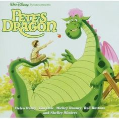 Pete S Dragon (Elliot DAS Schmunzelmonster) Pete Dragon, Dragon Book, Elliot Das Schmunzelmonster, Walt Disney, Disney Fun, Candle On The Water, Jim Dale, Helen Reddy, Teen