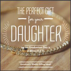 Everyone has a different personality and hence their own choice of #gifts. Here is a suggestion from us at #awwstruck. #theperfectgift #giftingideas #wecare, #GiftForDaughter