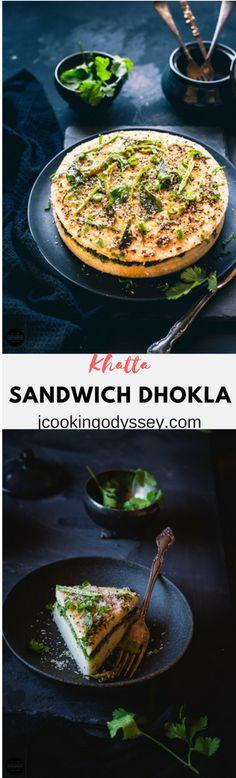 Khatta Sandwich Dhok