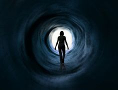 The classic light at the end of a tunnel scenario frequently experienced by people under anesthesia may be a lucid dream. But lots of us believe there is another life and for some reason we weren't suppose to die, the tunnel experience is NOT just for surgical /anesthesia patients,  it happens in near death experiences of ANY KIND