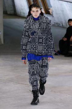 Sacai Autumn/Winter 2018 Menswear   British Vogue