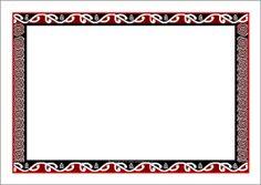 Maori art-themed page borders - SparkleBox Classroom Labels, Art Classroom, Classroom Organisation, Maori Patterns, Peyote Patterns, Page Boarders, Waitangi Day, Wedding Album Design, Wedding Albums