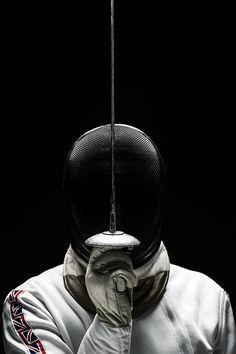 The Fencer by James Abbott, via 500px