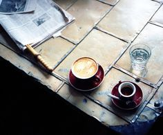 Sometimes all you need is a good cup of joe to make your morning complete.    Photo by minka6