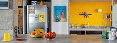 Móveis e objetos lindos inspirados na decoração de um apartamento totalmente integrado no Copan, o prédio mais famoso de São Paulo.