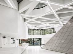 pRAL® - ABET LAMINATI - New Porsche Museum (Stuttgart)
