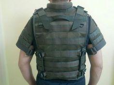 My handmade vest! Full breathe, ergonomic and comfortable.65 $, Follow me on facebook ( parstaktik)