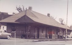 Station. 1940's or 1950's?