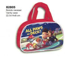 Neceser paw patrol Articulo que encontará en nuestra tienda on line  www.worldmagic.es