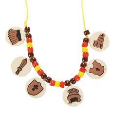 """Armor Of God"" Necklace Craft Kit - OrientalTrading.com"