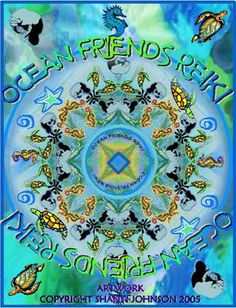 Ocean Friends Reiki