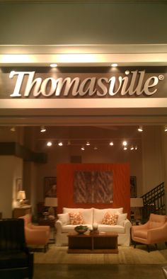 The Entrance to the Thomasville Showroom @ the 2012 High Point Furniture Market