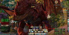 Kick Dragons butt in #Rift