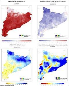 # 377. Butlletí de medi ambient. DADES ESTADÍSTIQUES AMBIENTALS. Departament de Territori i Sostenibilitat ISSN 2014-4067. Dilluns, 16 de març de 2015 // Inclou dades meteorològiques del 2n semestre de 2014 i dades d'espais, per exemple que el nombre d'espais naturals a Catalunya l'any 2013 era de 164 i ocupaven aproximadament el 32% del territori, i que aquestes figures de protecció especial representen el 26,8% del total de la superfície protegida i el 9,2% del territori de Catalunya.