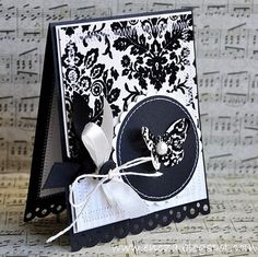 Love! black and white