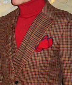 Suitsupply 3-piece suit, Haight & Ashbury turtle-neck… #menstyle #menswear #menscouture #mensfashion #instafashion #fashion #hautecouture #sartorial #sprezzatura #style #dapper #dapperstyle #pocketsquare