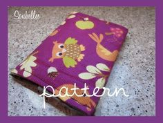Soubelles Super Easy Wallet - Free Sewing Pattern