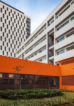Galeria de Conjunto Habitacional do Jardim Edite / MMBB Arquitetos + H+F Arquitetos - 4