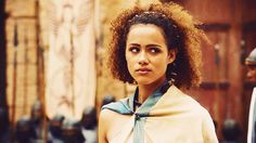 Nathalie Emmanuel (Missandei on Game of Thrones) has a Caribbean heritage. Her mother is Dominican and her father is half St Lucian, half English. nt